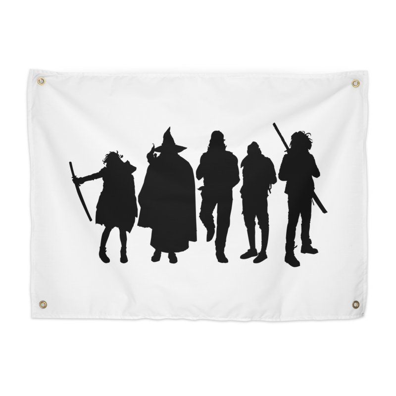 NeoScum Shadows Home Tapestry by NeoScum Shop
