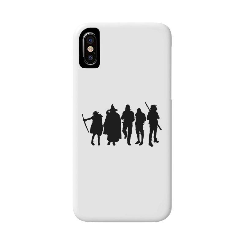 NeoScum Shadows Accessories Phone Case by NeoScum Shop