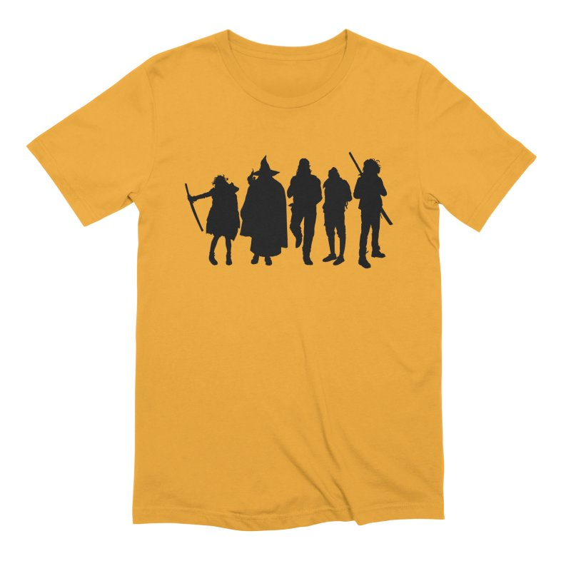 NeoScum Shadows Men's Extra Soft T-Shirt by NeoScum Shop