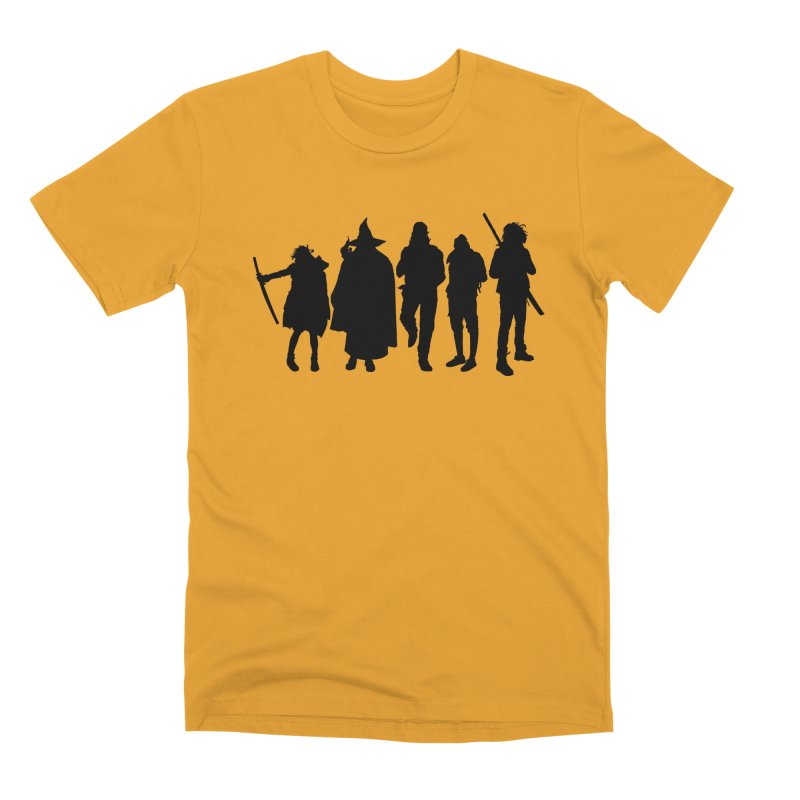 NeoScum Shadows Men's Premium T-Shirt by NeoScum Shop