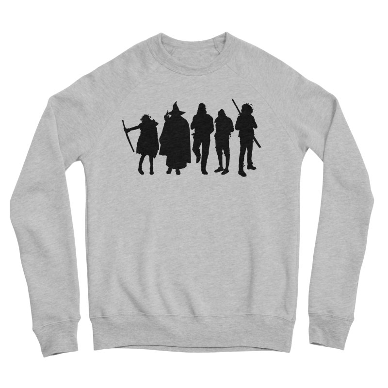 NeoScum Shadows Women's Sponge Fleece Sweatshirt by NeoScum Shop