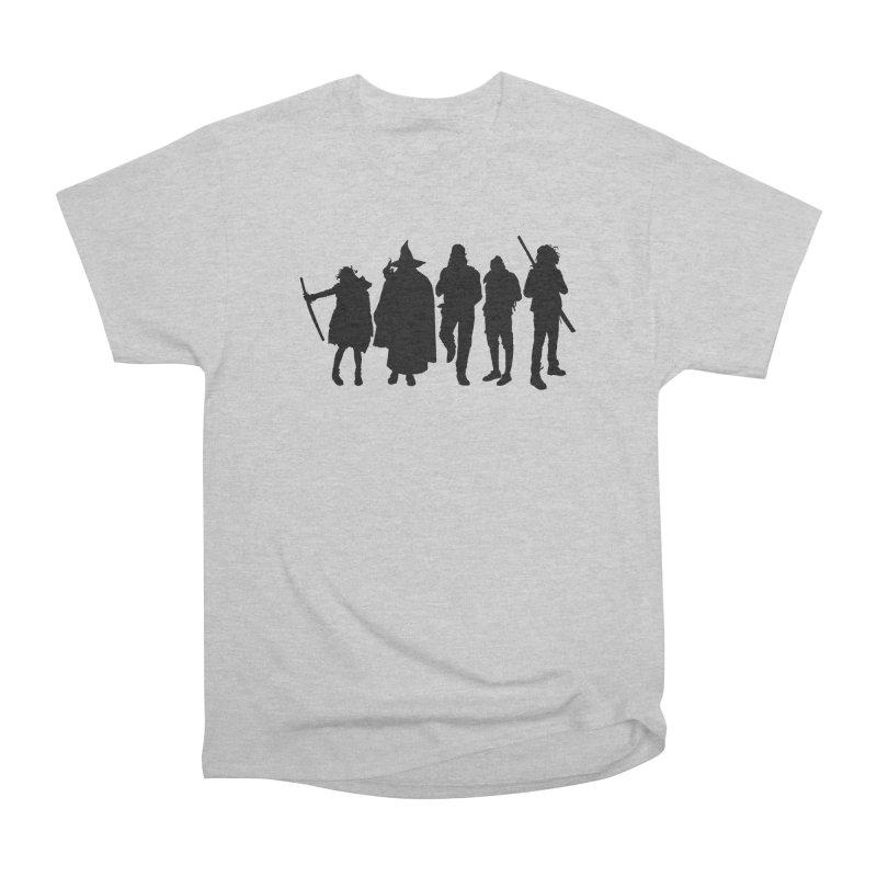 NeoScum Shadows Men's Heavyweight T-Shirt by NeoScum Shop