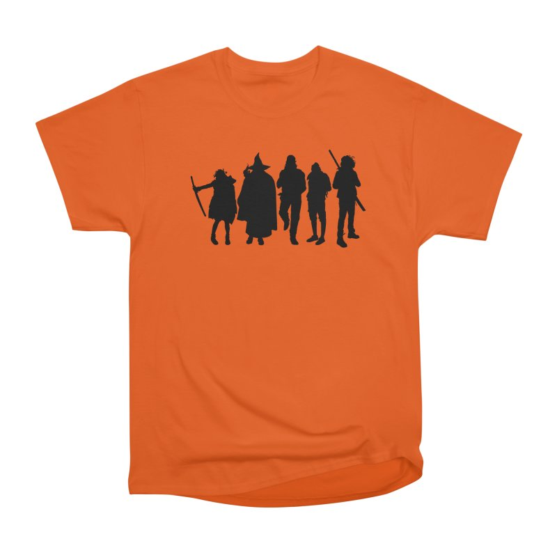 NeoScum Shadows Women's Heavyweight Unisex T-Shirt by NeoScum Shop