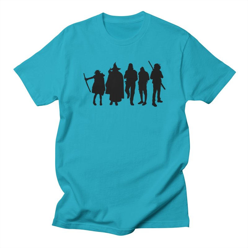 NeoScum Shadows Men's Regular T-Shirt by NeoScum Shop