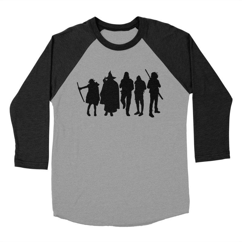 NeoScum Shadows Women's Baseball Triblend Longsleeve T-Shirt by NeoScum Shop