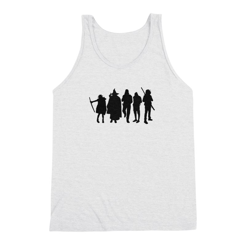 NeoScum Shadows Men's Triblend Tank by NeoScum Shop