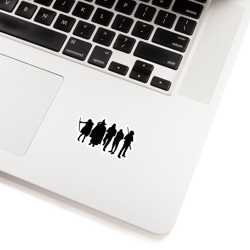 NeoScum Shadows Accessories Sticker by NeoScum Shop
