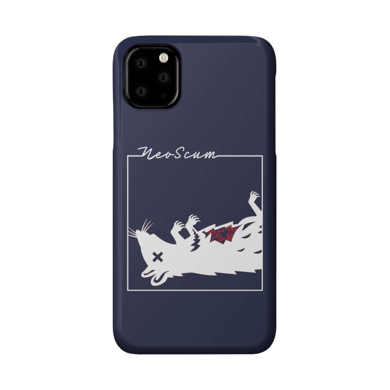 ratcandy (White) Accessories Phone Case by NeoScum Shop