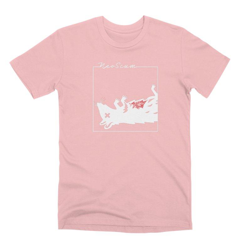 ratcandy (White) Men's Premium T-Shirt by NeoScum Shop