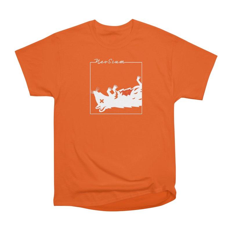 ratcandy (White) Women's Heavyweight Unisex T-Shirt by NeoScum Shop