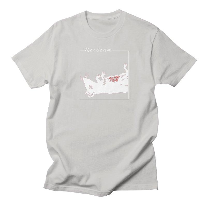 ratcandy (White) Women's Regular Unisex T-Shirt by NeoScum Shop