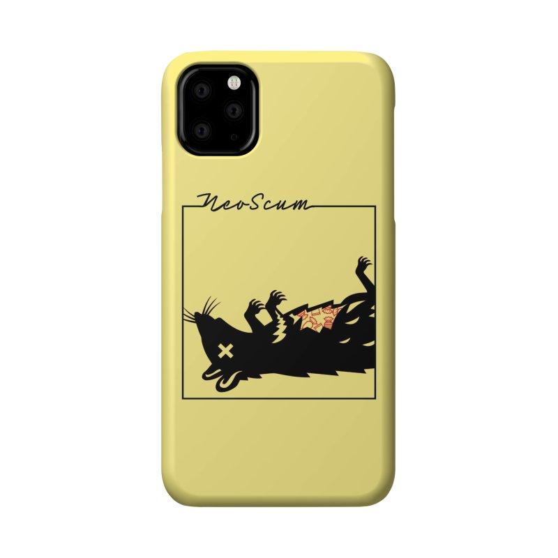 ratcandy (Black) Accessories Phone Case by NeoScum Shop
