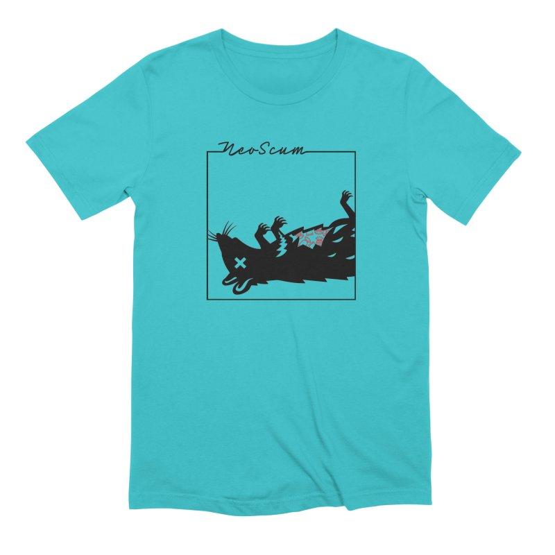 ratcandy (Black) Men's Extra Soft T-Shirt by NeoScum Shop