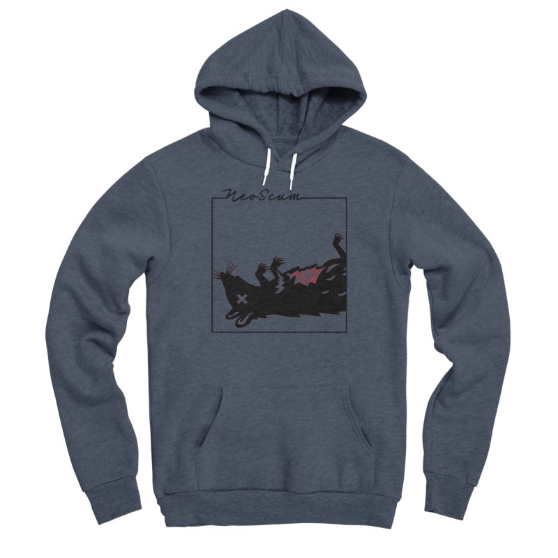 ratcandy (Black) Women's Sponge Fleece Pullover Hoody by NeoScum Shop