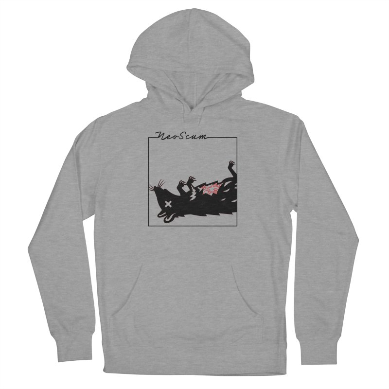 ratcandy (Black) Women's French Terry Pullover Hoody by NeoScum Shop