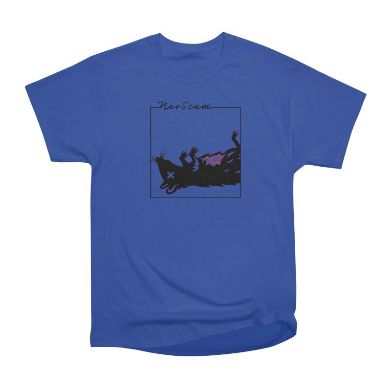ratcandy (Black) Women's Heavyweight Unisex T-Shirt by NeoScum Shop