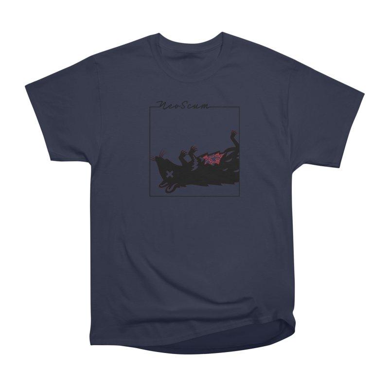 ratcandy (Black) Men's Heavyweight T-Shirt by NeoScum Shop