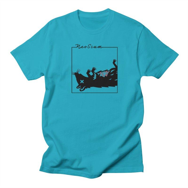 ratcandy (Black) Men's Regular T-Shirt by NeoScum Shop