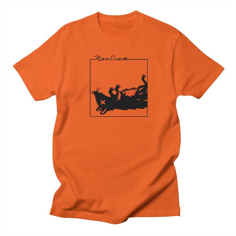ratcandy (Black) Women's Regular Unisex T-Shirt by NeoScum Shop