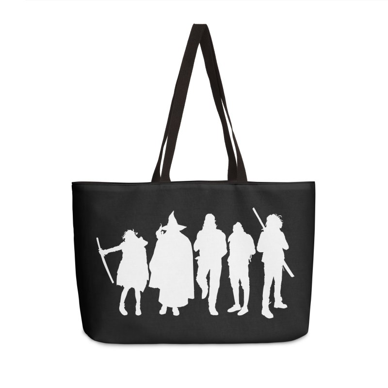 NeoScum Spirits Accessories Weekender Bag Bag by NeoScum Shop