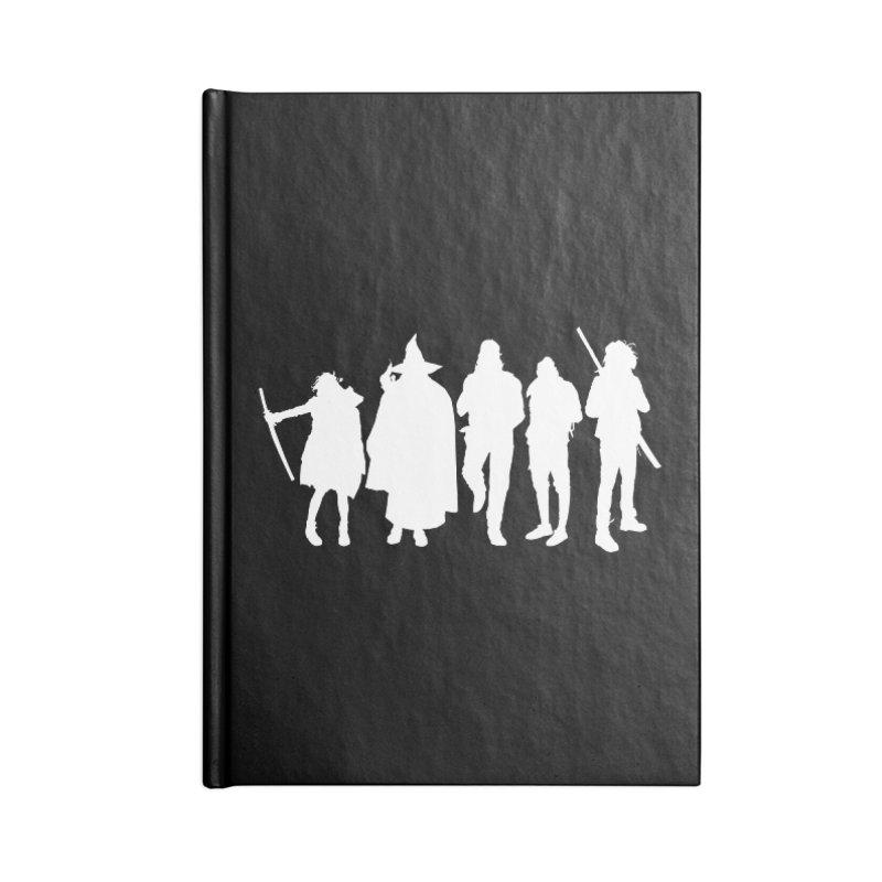 NeoScum Spirits Accessories Lined Journal Notebook by NeoScum Shop