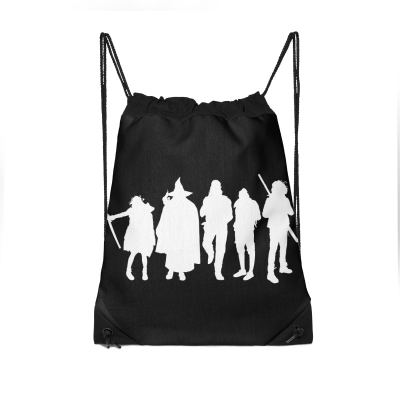 NeoScum Spirits Accessories Drawstring Bag Bag by NeoScum Shop