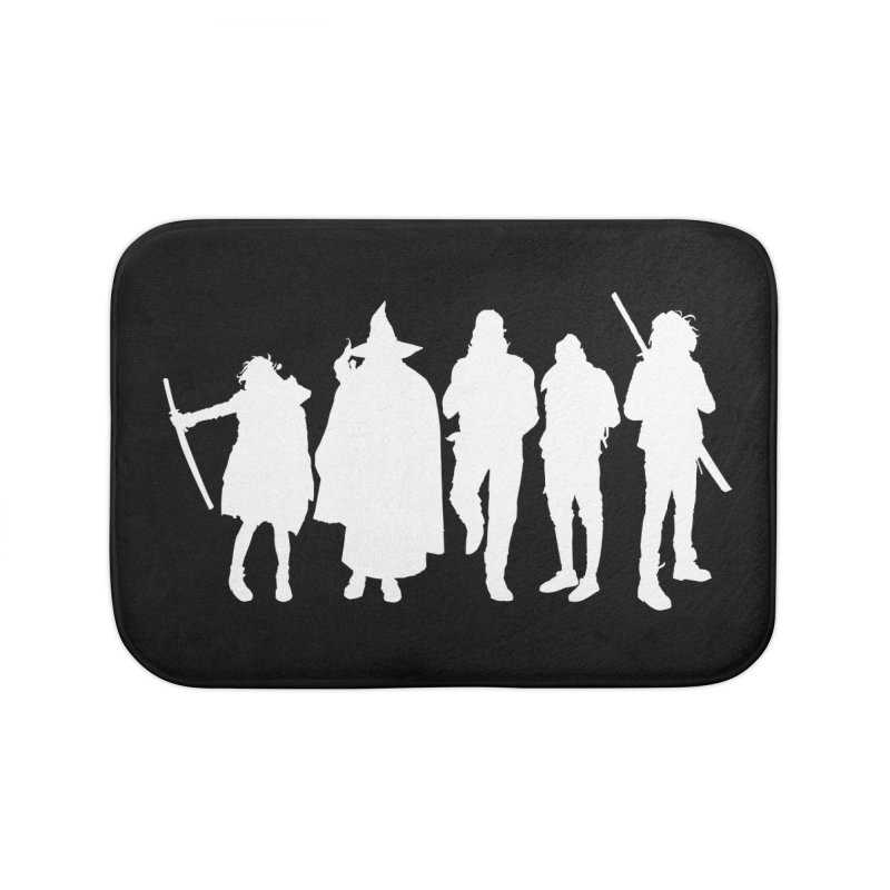NeoScum Spirits Home Bath Mat by NeoScum Shop