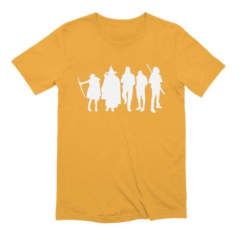 NeoScum Spirits Men's Extra Soft T-Shirt by NeoScum Shop
