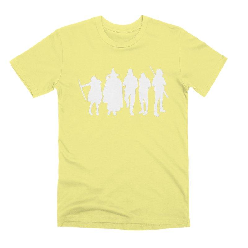 NeoScum Spirits Men's Premium T-Shirt by NeoScum Shop