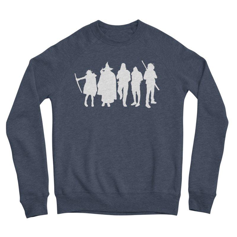 NeoScum Spirits Men's Sponge Fleece Sweatshirt by NeoScum Shop