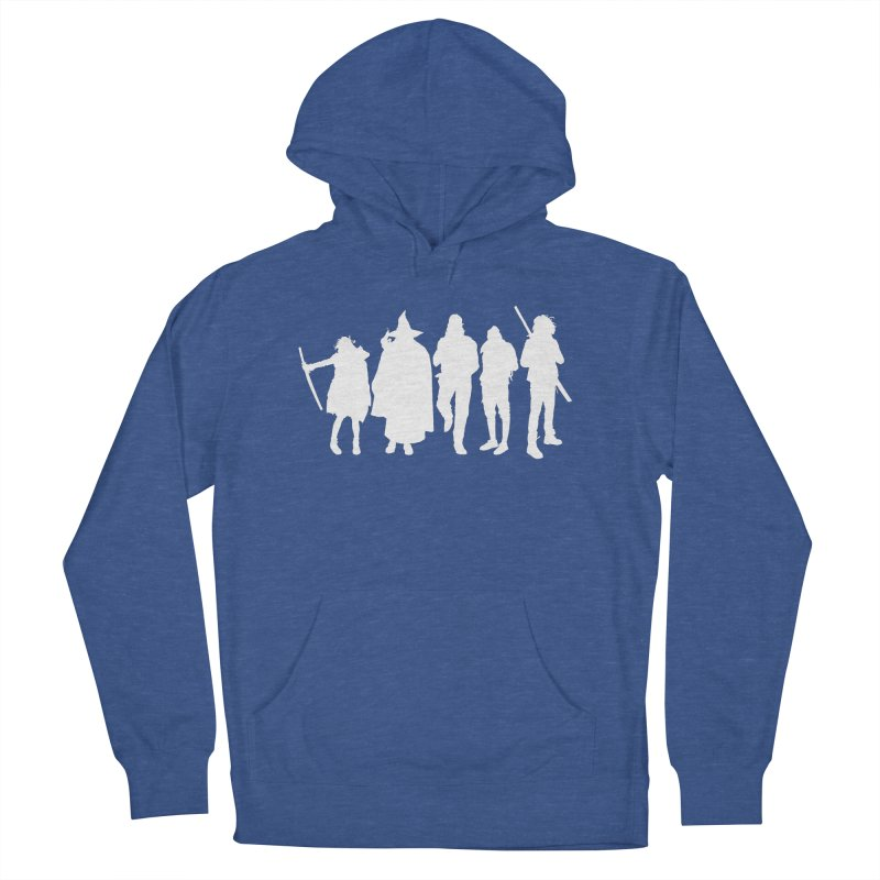 NeoScum Spirits Women's French Terry Pullover Hoody by NeoScum Shop