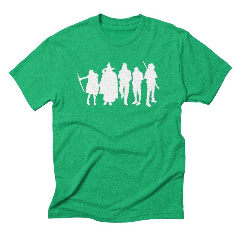 NeoScum Spirits Men's Triblend T-Shirt by NeoScum Shop
