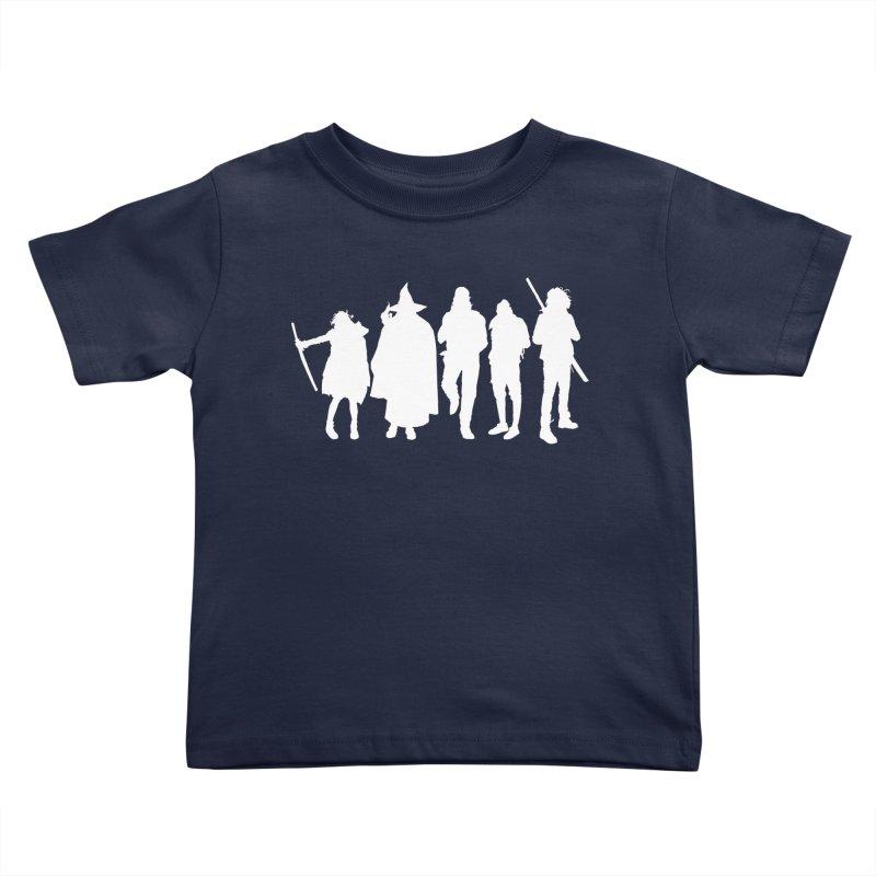 NeoScum Spirits Kids Toddler T-Shirt by NeoScum Shop