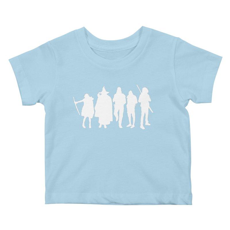 NeoScum Spirits Kids Baby T-Shirt by NeoScum Shop