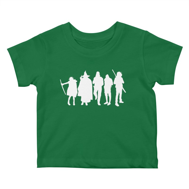 NeoScum Spirits Kids Baby T-Shirt by NeoScum Shop