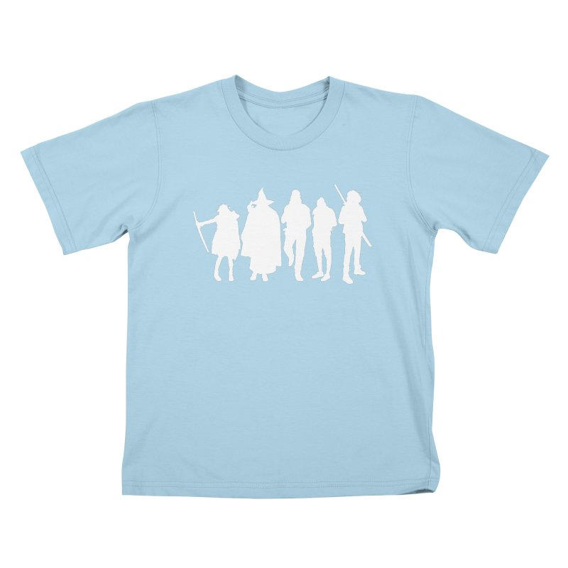 NeoScum Spirits Kids T-Shirt by NeoScum Shop