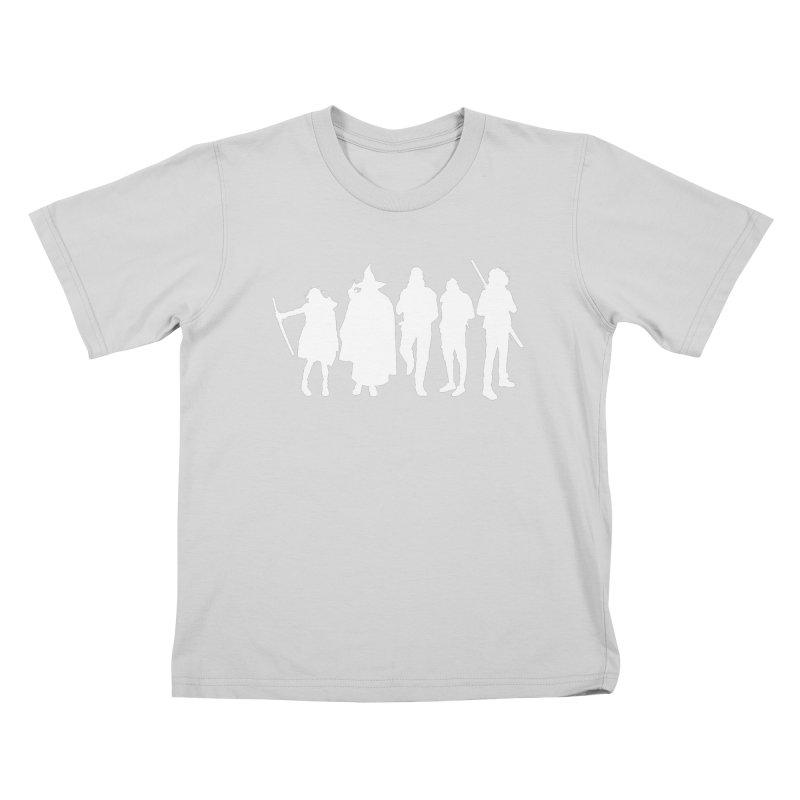 NeoScum Spirits Kids T-Shirt by NeoScum Shop