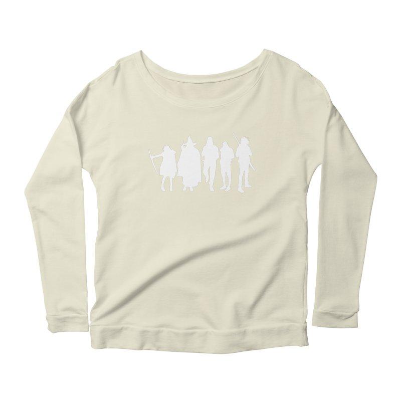 NeoScum Spirits Women's Scoop Neck Longsleeve T-Shirt by NeoScum Shop