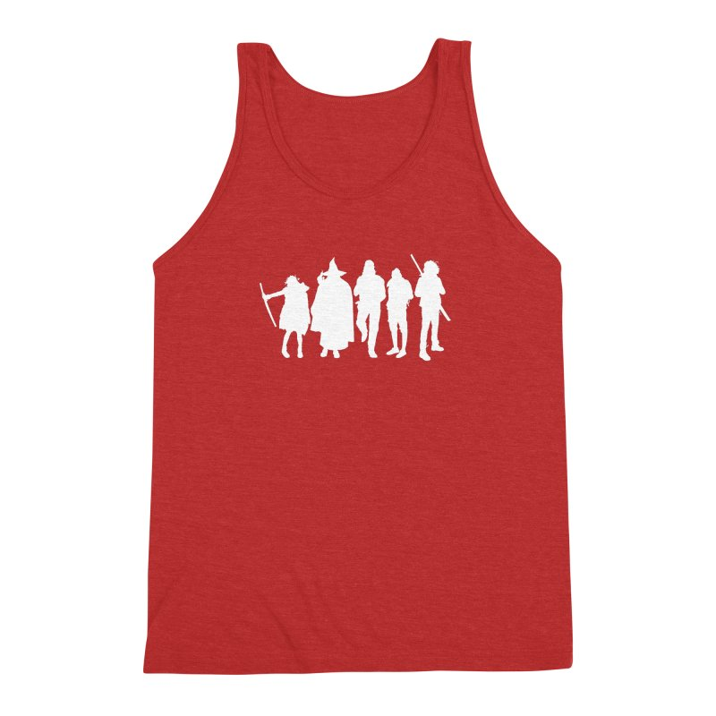 NeoScum Spirits Men's Triblend Tank by NeoScum Shop