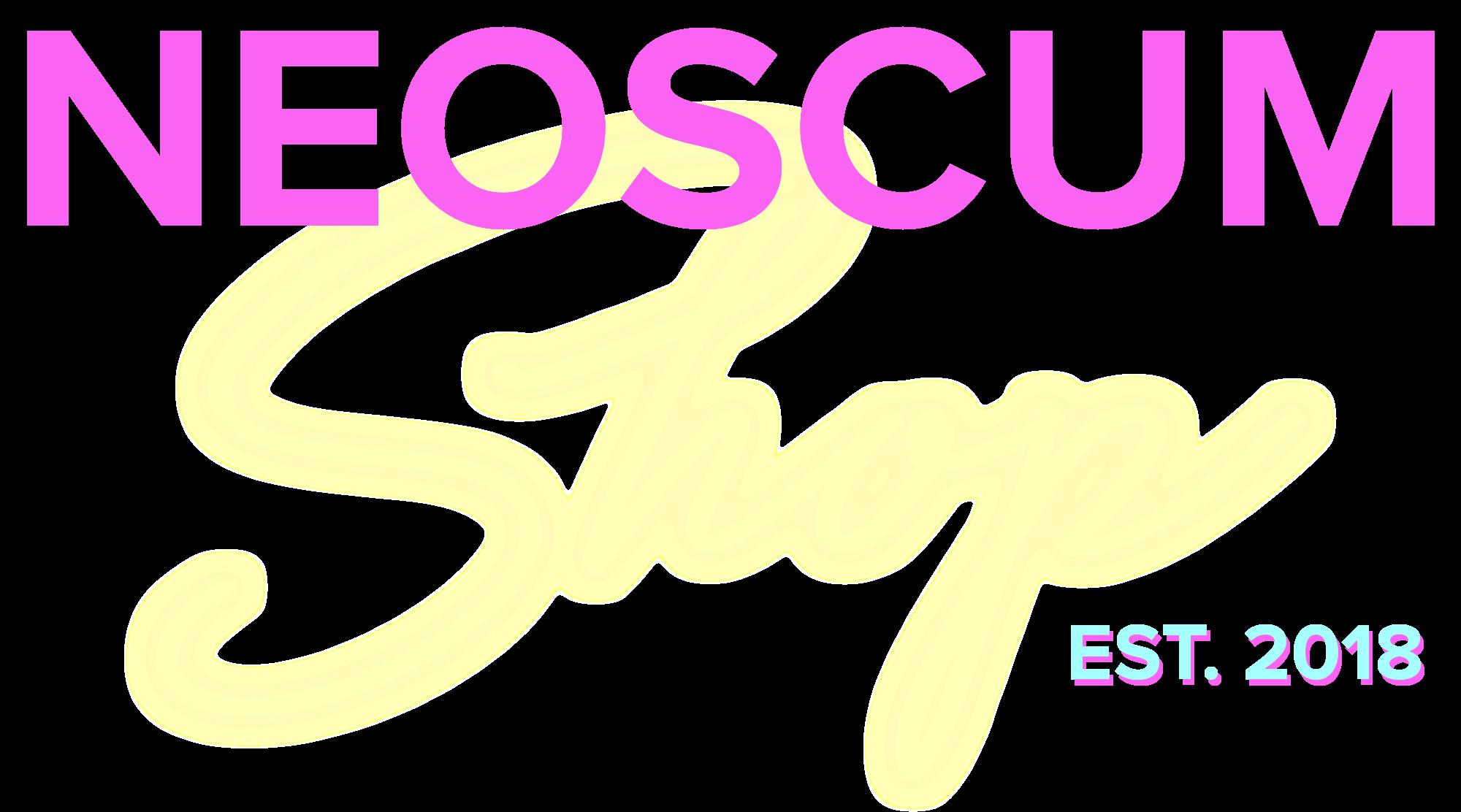 NeoScum Shop Logo