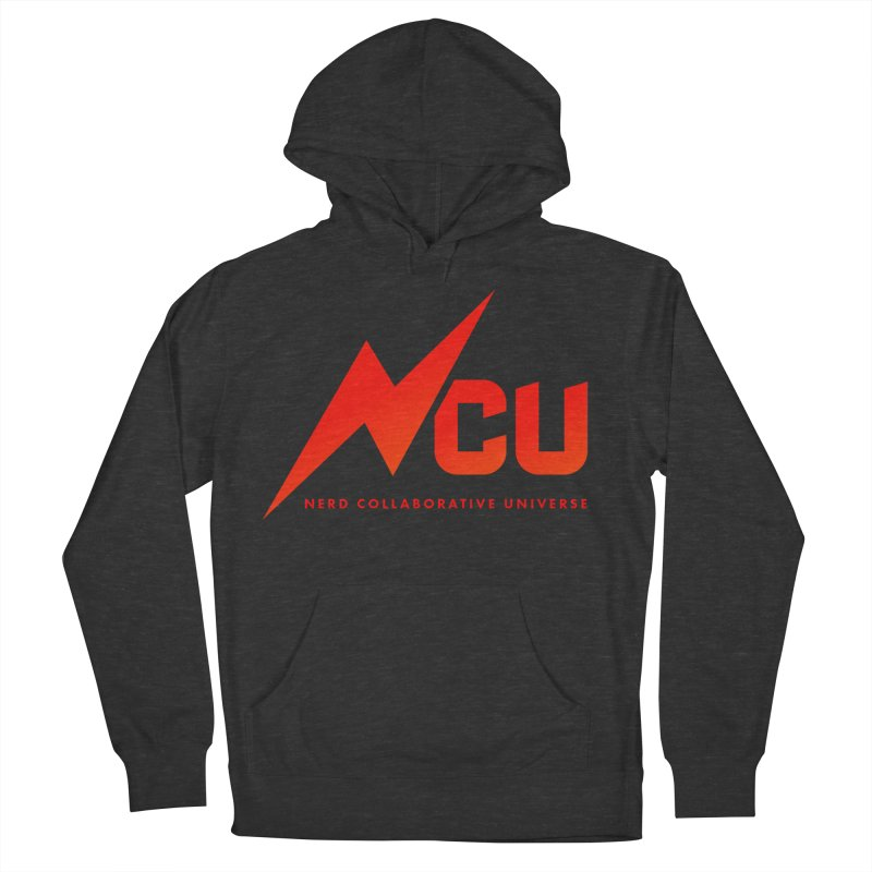 NCU Logo Men's French Terry Pullover Hoody by The Nerd Collaborative Universe