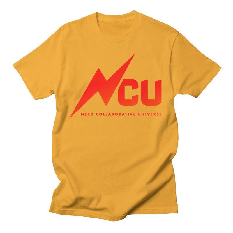 NCU Logo Men's Regular T-Shirt by The Nerd Collaborative Universe