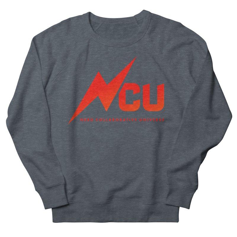 NCU Logo Women's French Terry Sweatshirt by The Nerd Collaborative Universe