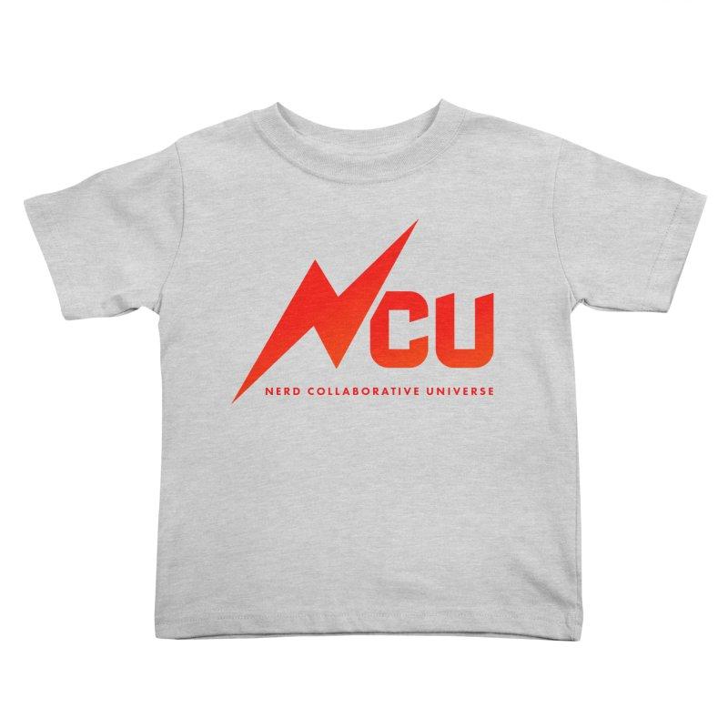 NCU Logo Kids Toddler T-Shirt by The Nerd Collaborative Universe