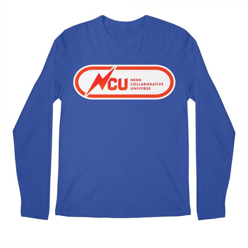 NCU Classic Men's Regular Longsleeve T-Shirt by The Nerd Collaborative Universe