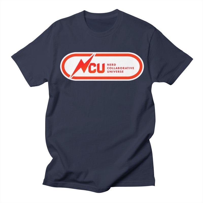 NCU Classic Men's Regular T-Shirt by The Nerd Collaborative Universe