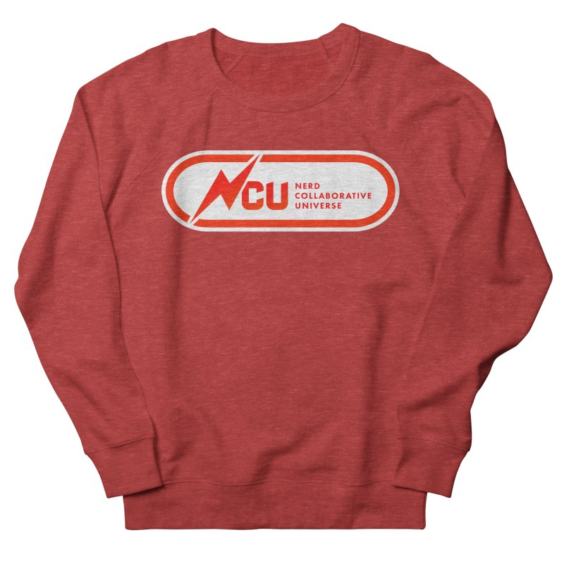 NCU Classic Men's French Terry Sweatshirt by The Nerd Collaborative Universe