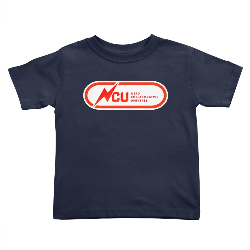 NCU Classic Kids Toddler T-Shirt by The Nerd Collaborative Universe