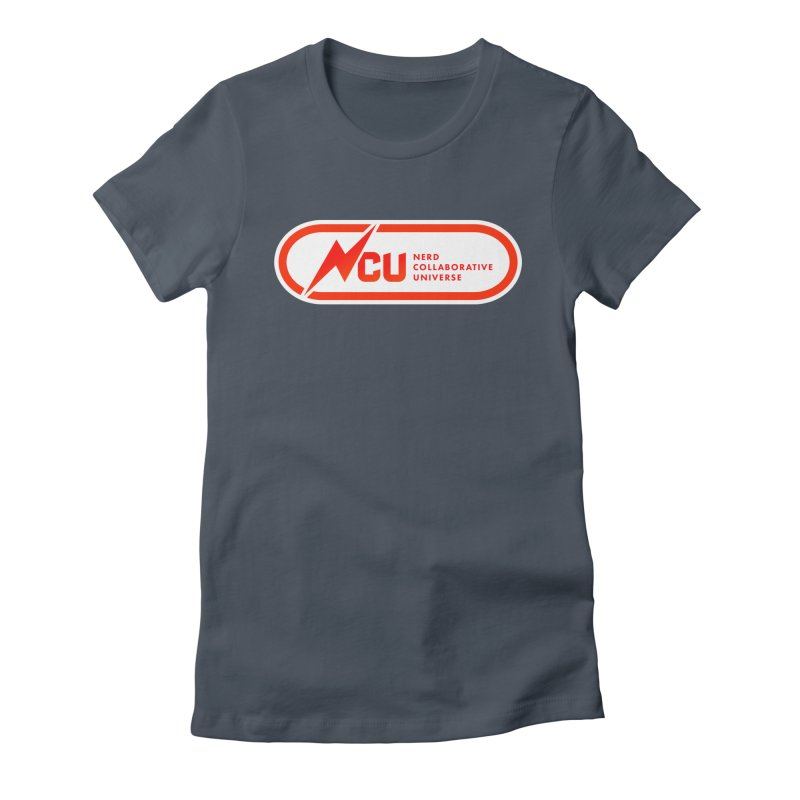 NCU Classic Women's Fitted T-Shirt by The Nerd Collaborative Universe