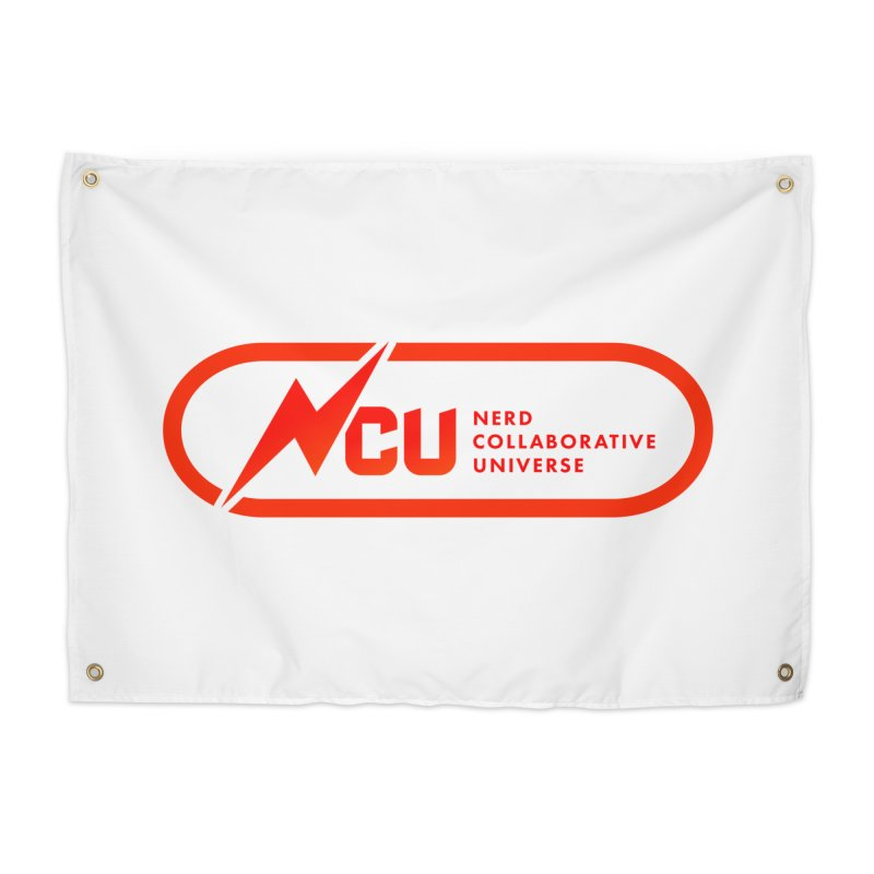 NCU Classic Home Tapestry by The Nerd Collaborative Universe